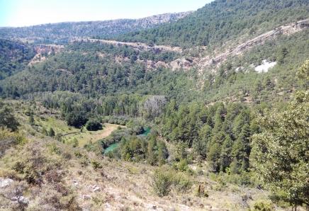 río Tajo Peralejos